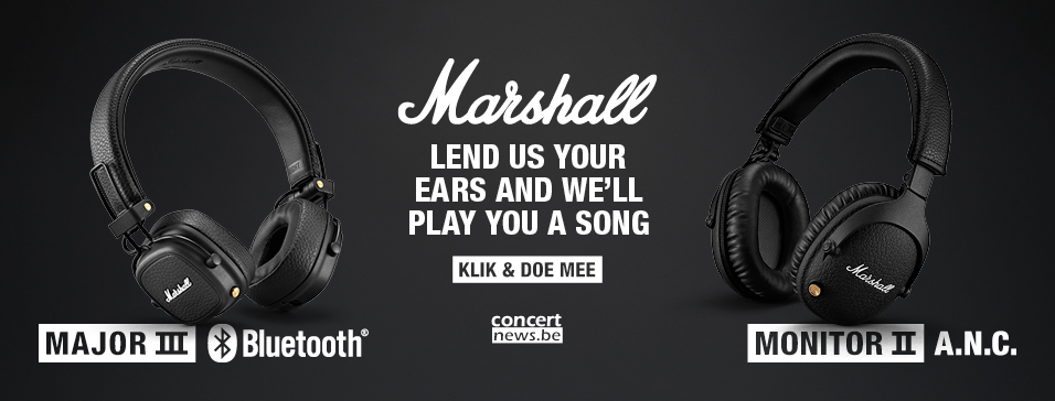 Foto's: Marshall Headphones